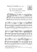 24 Vocalizzi Op. 81 Vocal Studies (Ricordi) additional images 1 2