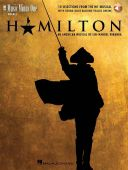 Hamilton 10 Selections From The Hit Musical: Music Minus One Book With Aud additional images 1 1