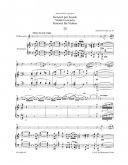 Concerto A Minor Op53: Violin & Piano (Barenreiter) additional images 1 2