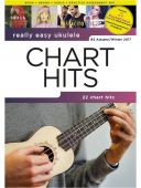 Really Easy Ukulele: Chart Hits - #2 Winter/Autumn 2017 SOUNDCHECK additional images 1 1