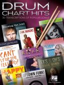 Drum Chart Hits - 30 Transcriptions Of Popular Songs additional images 1 1