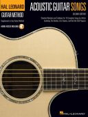Hal Leonard Guitar Method: Acoustic Guitar Songs: Supplement To Any Guitar Method (2nd Edi additional images 1 1
