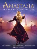 Anastasia - The New Broadway Musical: Vocal Selections: Piano Vocal Guitar additional images 1 1