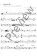 Bach For Violin: 14 Pieces For Violin & Piano (Blackwell) additional images 1 2
