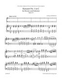 Piano Concerto No.1 In C Major, Op.15 (Urtext): Two Pianos (2PF) (Barenreiter) additional images 1 2
