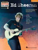 Deluxe Guitar Play-Along Volume 9: Ed Sheeran additional images 1 1