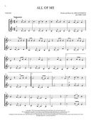 Easy Instrumental Duets: Hit Songs For Two Violins additional images 1 3