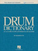 Drum Dictionary: An A-Z Guide To Tips, Techniques & Much More additional images 1 1
