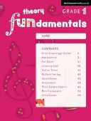 EasiLEARN Theory Fundamentals - Grade 1 additional images 1 2