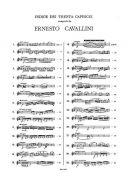 30 Caprices (30 Capricci): Clarinet Solo (Ricordi) additional images 1 3