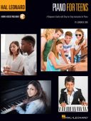 Hal Leonard Piano For Teens Method: Book & Audio additional images 1 1