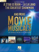 Songs From A Star Is Born, La La Land, The Greatest Showman And More Movie Musicals Easy P additional images 1 1