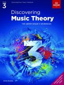 ABRSM Discovering Music Theory: Grade 3 Workbook additional images 1 1