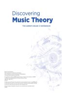 ABRSM Discovering Music Theory: Grade 3 Workbook additional images 1 2