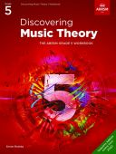 ABRSM Discovering Music Theory: Grade 5 Workbook additional images 1 1
