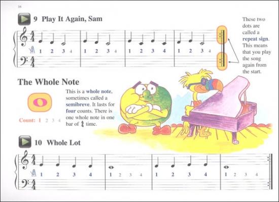 Progressive Electronic Keyboard Method For Young Beginners Book 1 Keyboard Shee