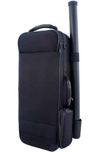 bam trekking violin case black. Black Bedroom Furniture Sets. Home Design Ideas