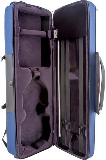 bam artisto violin case blue. Black Bedroom Furniture Sets. Home Design Ideas