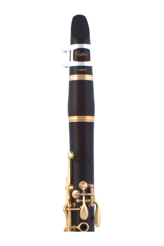 Yamaha Ycl Csgiii H Custom Clarinet