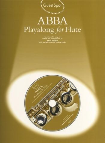 Guest Spot: Abba: Flute: Book & CD