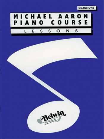 Michael Aaron Piano Course Lessons: Grade 1