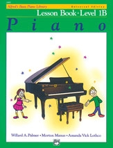 Alfred Basic Piano Lesson Book 1b: Tutor