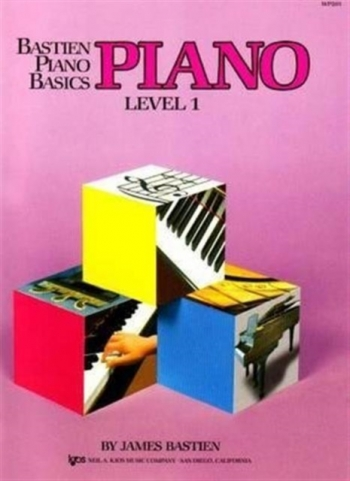 Bastien Piano Basics: Level One (wp201)