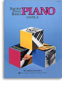 Bastien Piano Basics: Level Two