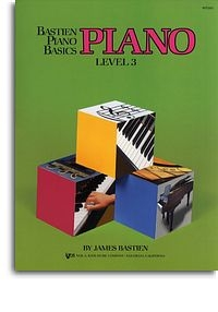 Bastien Piano Basics: Level Three