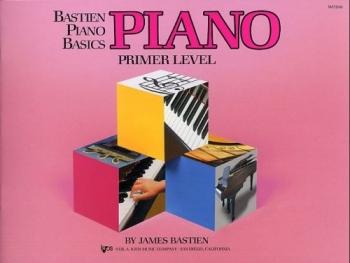 Bastien Primer: Piano Basics: Tutor