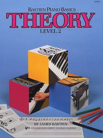 Bastien Piano Basics: Theory Level 2