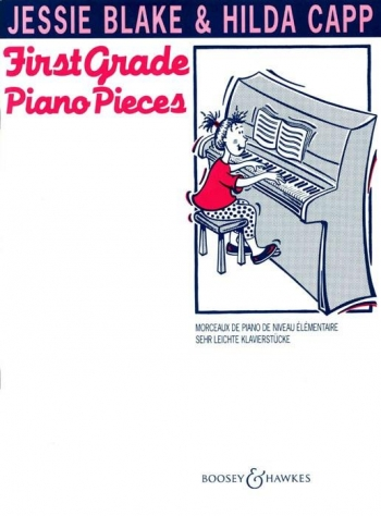 First Grade Piano Pieces  (blake & Capp)