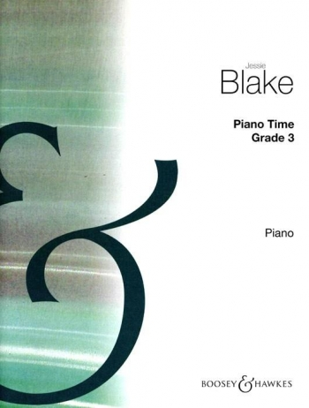 Piano Time Grade 3: Tutor (blake & Capp)