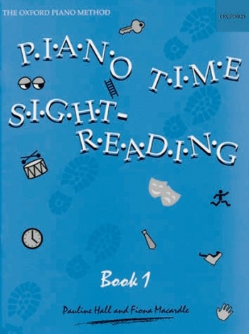 Piano Time Book 1: Sight-Reading (Pauline Hall)   (Oxford University Press)