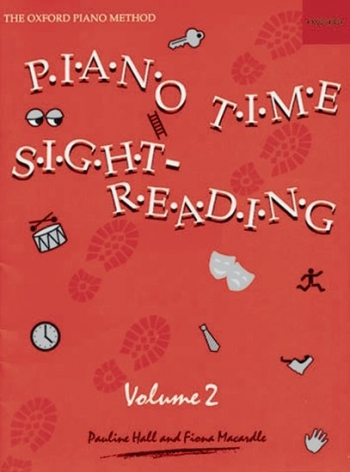 Piano Time Book 2: Sight-Reading (Pauline Hall)  (Oxford University Press)