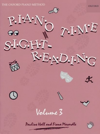Piano Time Book 3: Sight-Reading (Pauline Hall)  (Oxford University Press)