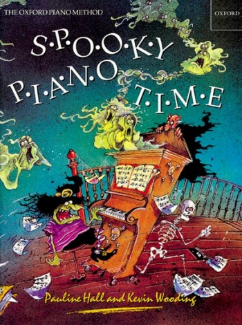 Spooky Piano Time  (Pauline Hall (Oxford University Press)