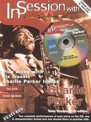 In Session With Charlie Parker: Tenor Sax