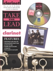 Take The Lead: Blues Brothers: Clarinet: Book & CD