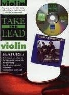 Take The Lead: Blues Brothers: Violin: Book & CD