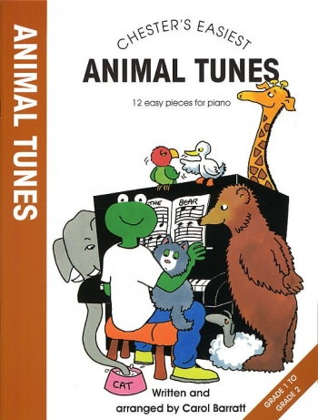Chesters Easiest Animal Tunes