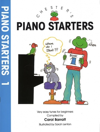 Chesters Piano Starters: Book 1