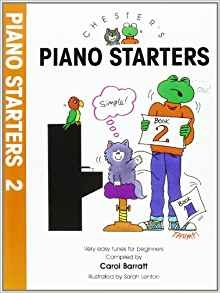 Chesters Piano Starters: Book 2