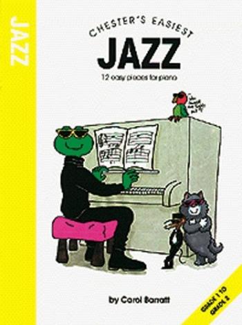 Chesters Easiest Jazz Piano