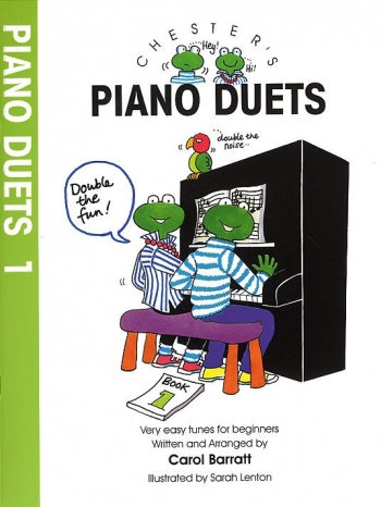 Chesters Piano Duets: Book 1