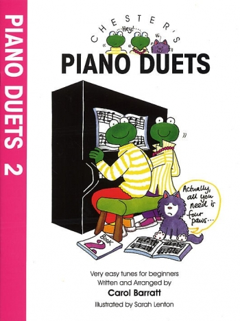 Chesters Piano Duets: Book.2