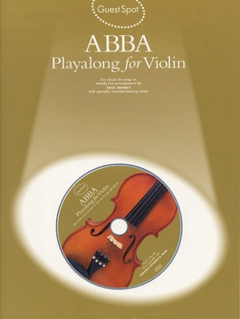 Guest Spot: Abba: Violin: Book & CD