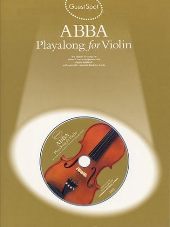 Guest Spot: Abba: Violin: Book & CD