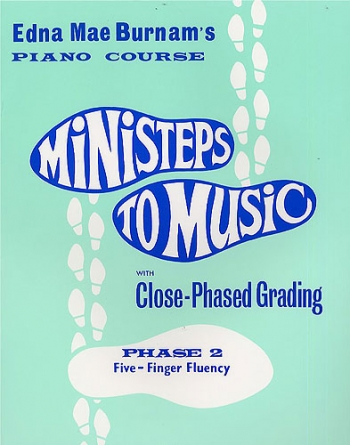 Ministeps To Music: 2: Five Finger Fluency