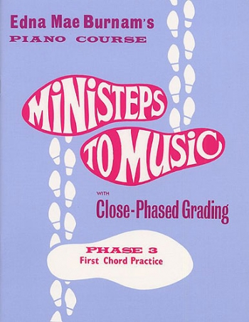 Ministeps To Music: 3: First Chord Practice